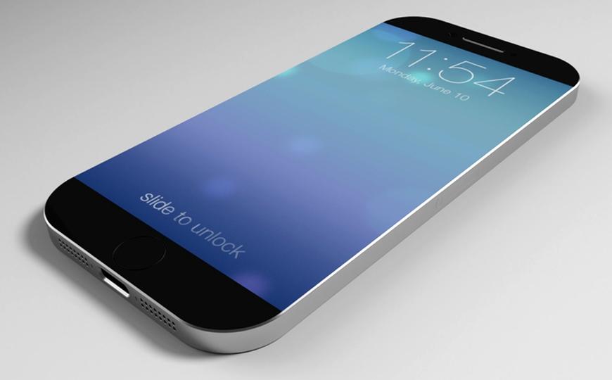 iPhone 6 Sapphire Display Evidence
