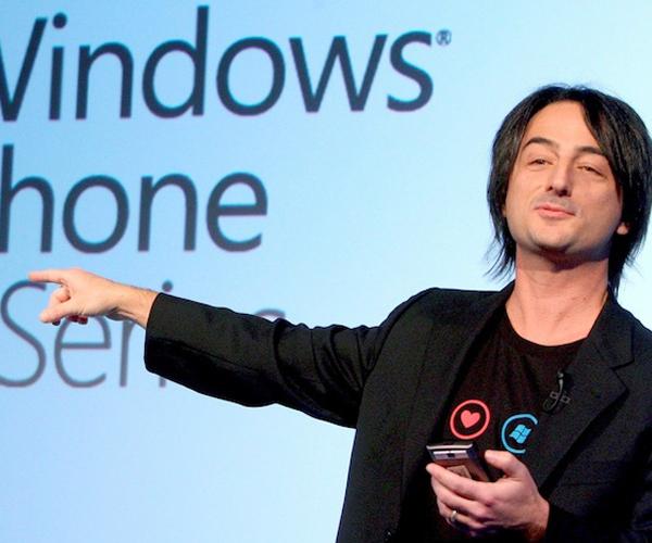 Microsoft Windows Phone Missing Apps