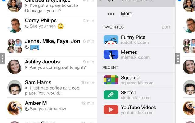 Mobile Messaging App Analysis