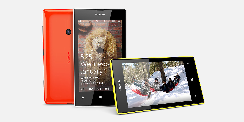 Nokia Lumia 525 Release Date