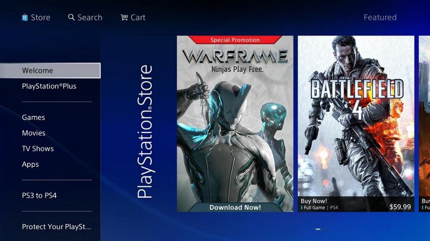 PlayStation 2 Games on PlayStation 4