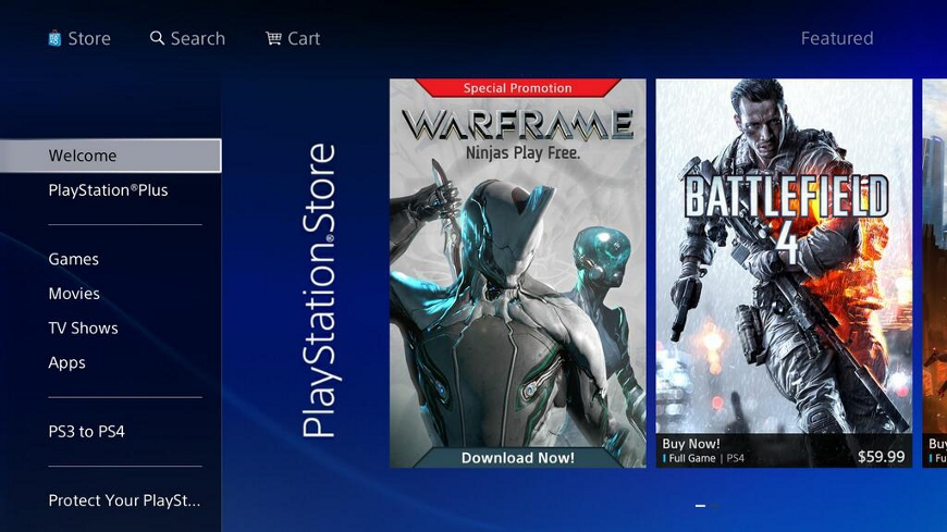 PS4 Review Screen 2
