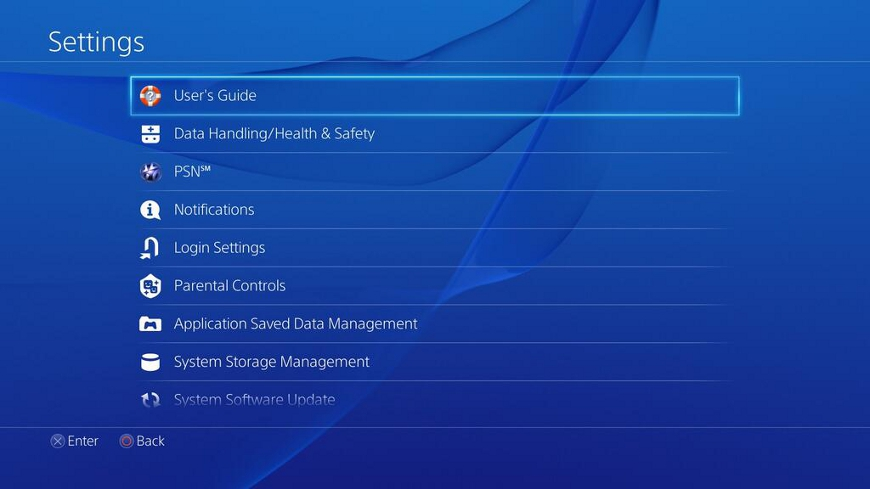 PS4 Review Screen 4