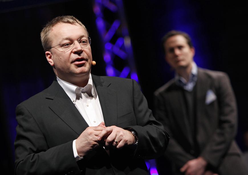 Elop Microsoft CEO