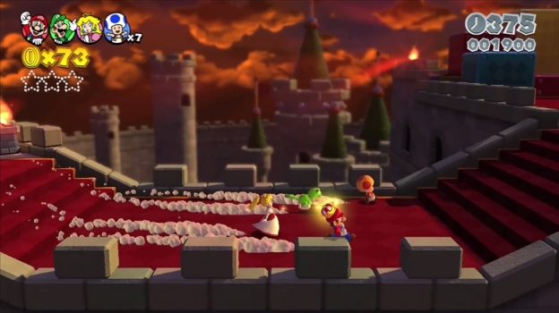 Super Mario 3D World Review 2
