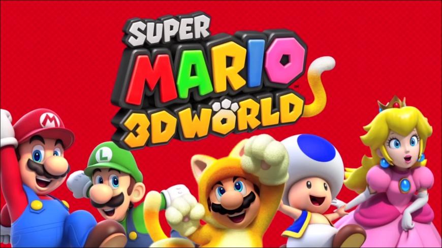 Super mario 3d world скачать торрент - 71
