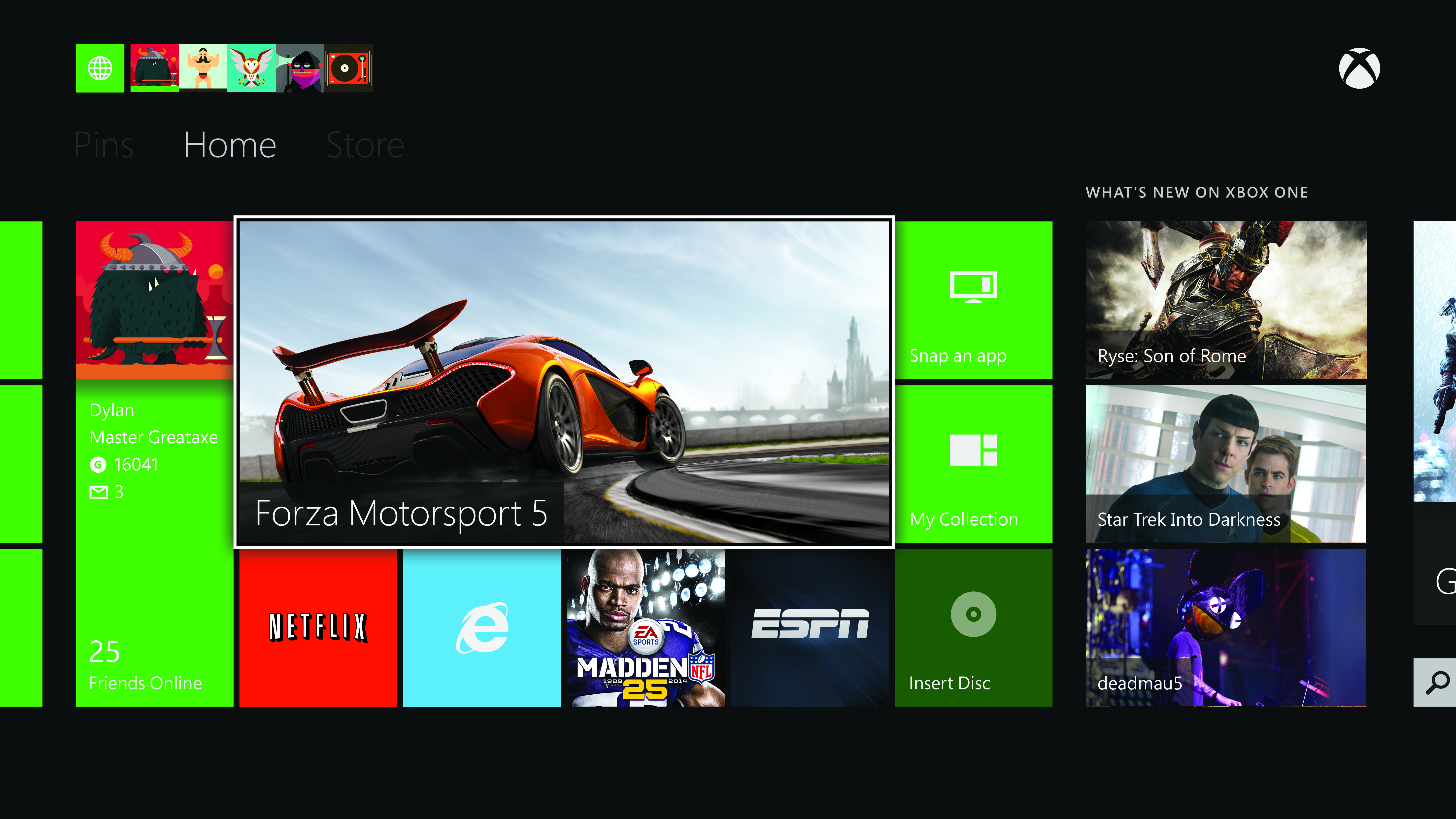 Xbox One Hands-on Video