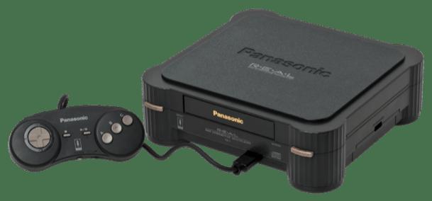 3DO-FZ1-Console-Set