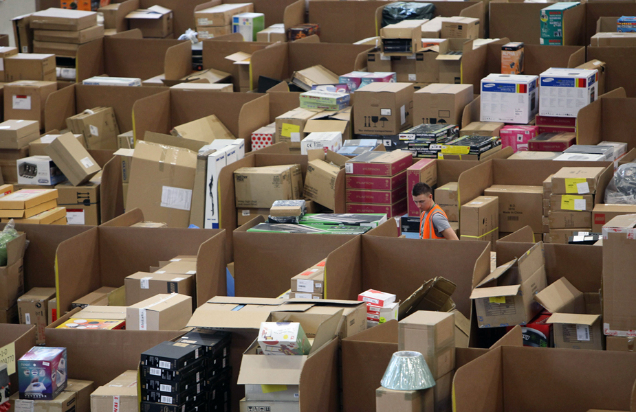 Amazon Working Conditions Petition