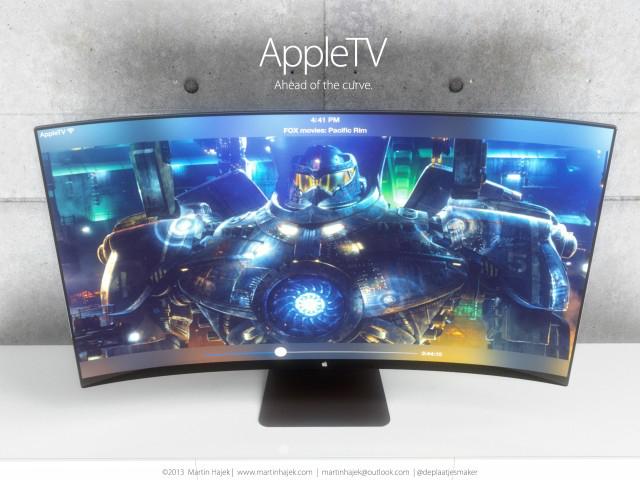 Apple iTV Concept