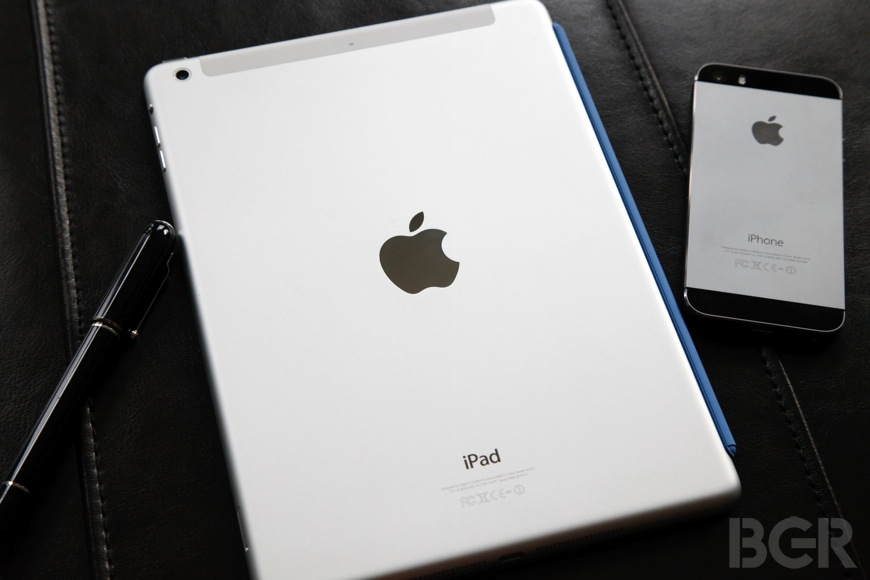 BGR-Apple iPad Air 3