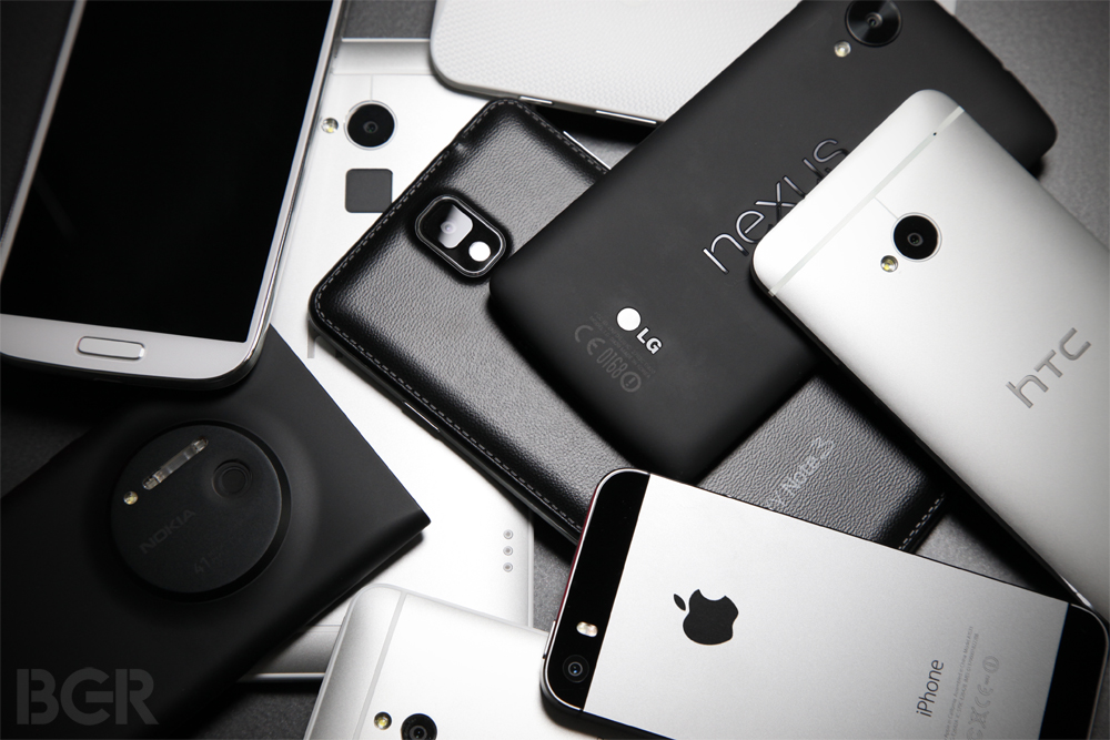 Top 10 Best Smartphones 2013
