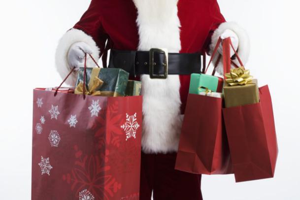 Christmas Desktop Online Shopping