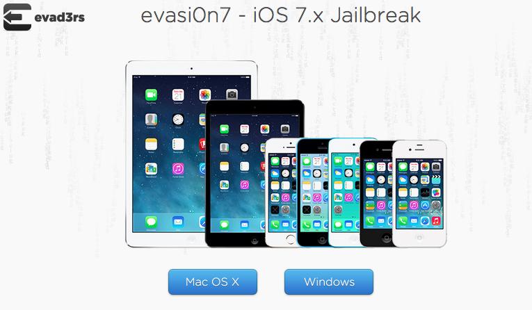 Evasi0n7 iOS 7 Untethered Jailbreak