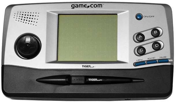 GameCom-Handheld