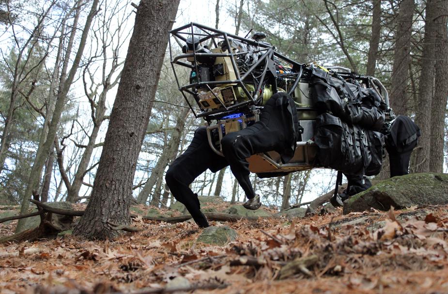 Google Boston Dynamics Sale Report