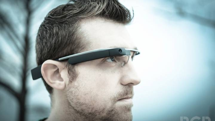 Google Glass Captioning