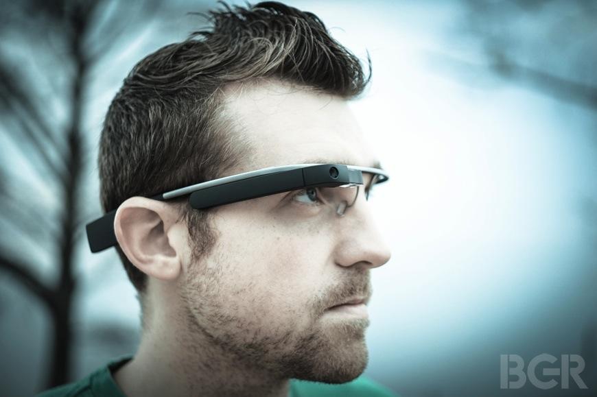 Google Glass Captioning