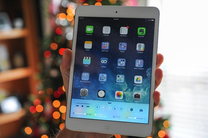 Retina iPad Mini Sales Q1