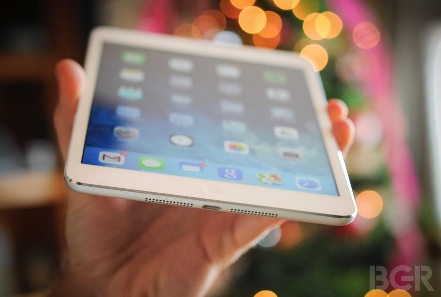 Apple Earnings Preview iPad
