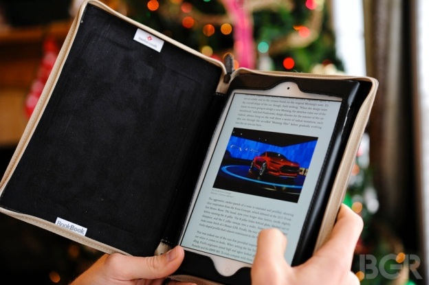 iPad mini with Retina display in BookBook Case