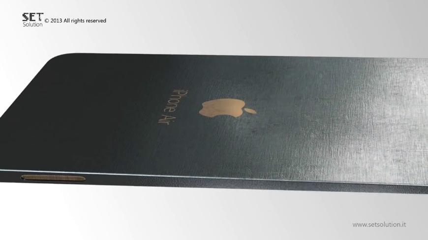 iPhone Air, iPhone 6c Concept