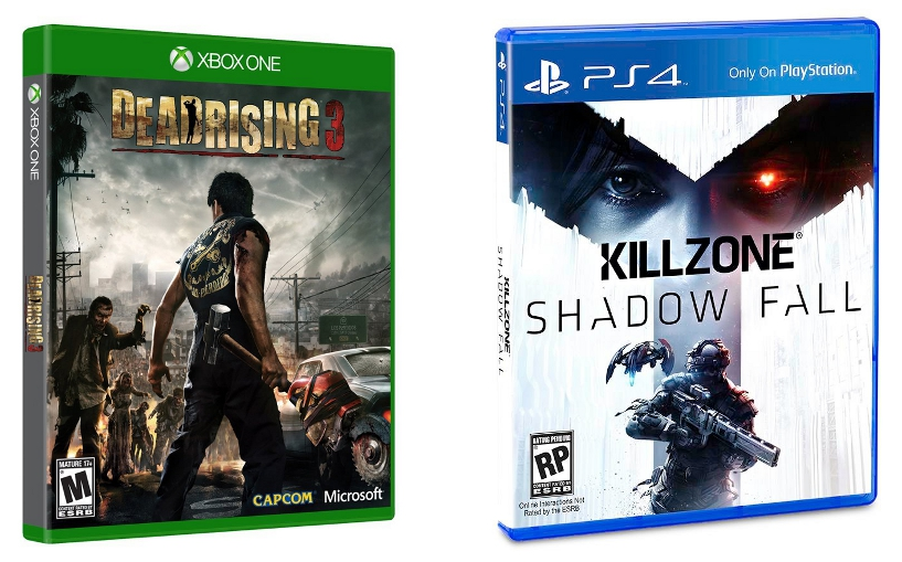 Killzone vs Dead Rising 3