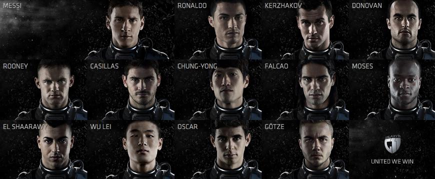 Samsung Galaxy 11 World Cup Ad