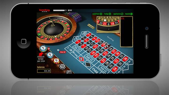 Mobile Gambling Growth