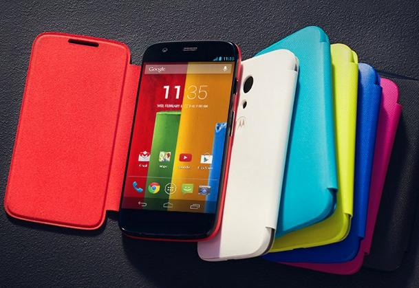 Motorola Moto G Price Cut