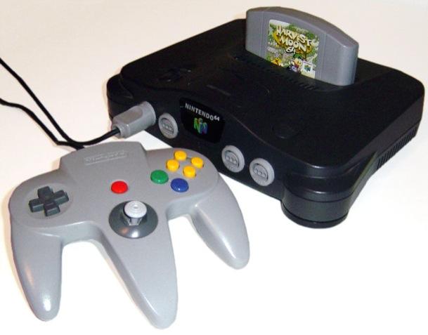 Nintendo_64 - wikipedia