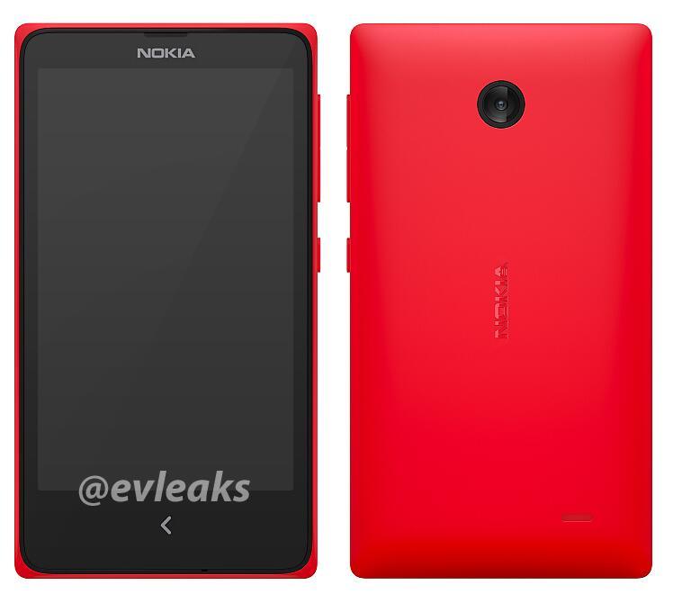 Nokia X Android Phone Specs