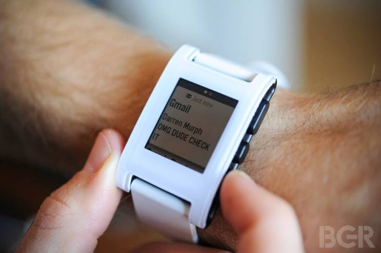 Pebble Smartwatch App Store