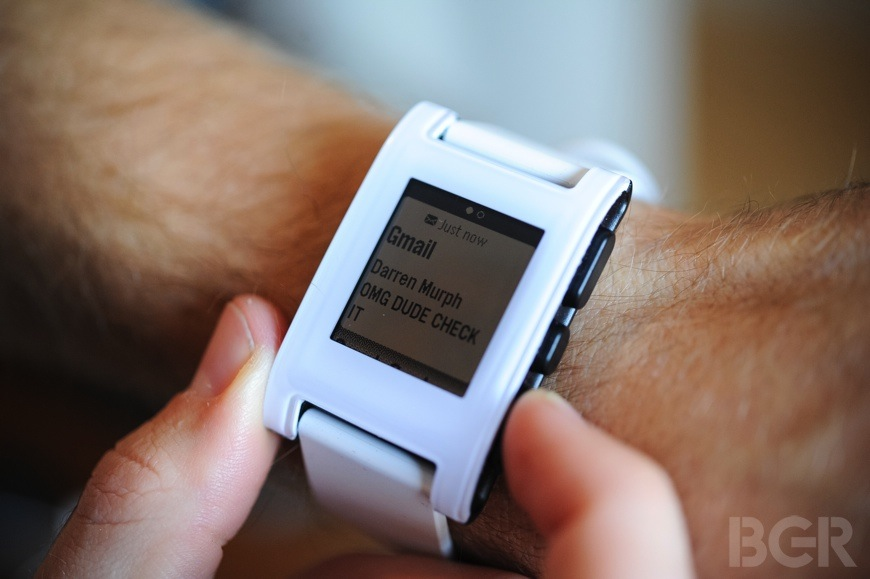Pebble Smartwatch App Store