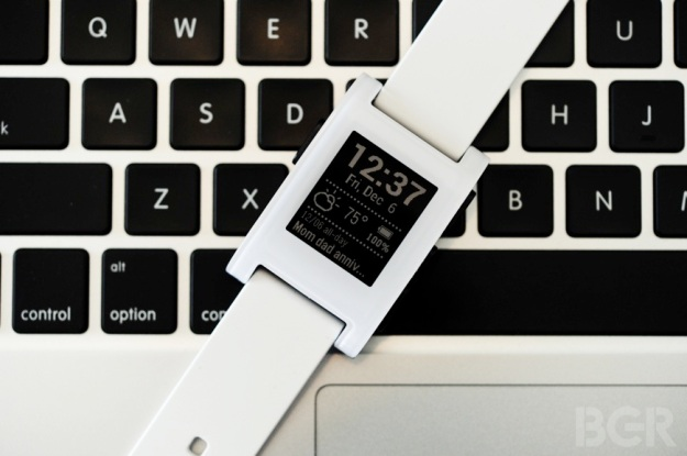 Pebble Mac
