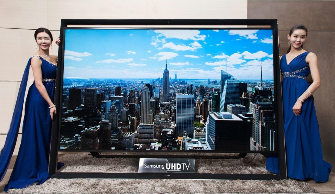 Samsung 100-inch UHDTV