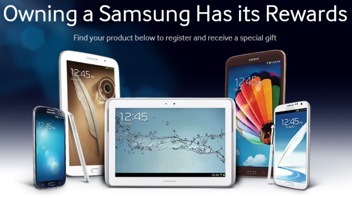 Samsung Sales Promotions Spending 2013