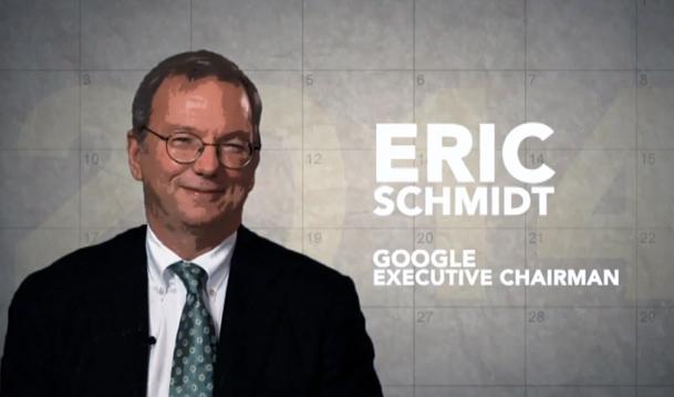 2014 Tech Predictions Eric Schmidt
