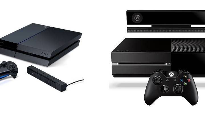 PS4 vs. Xbox One Game Releases