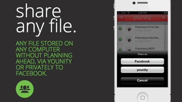 Younity Snapchats Files