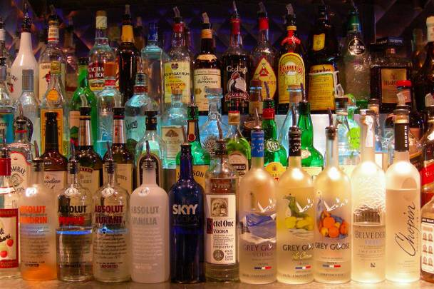 Boston New York Blizzard Alcohol Sales