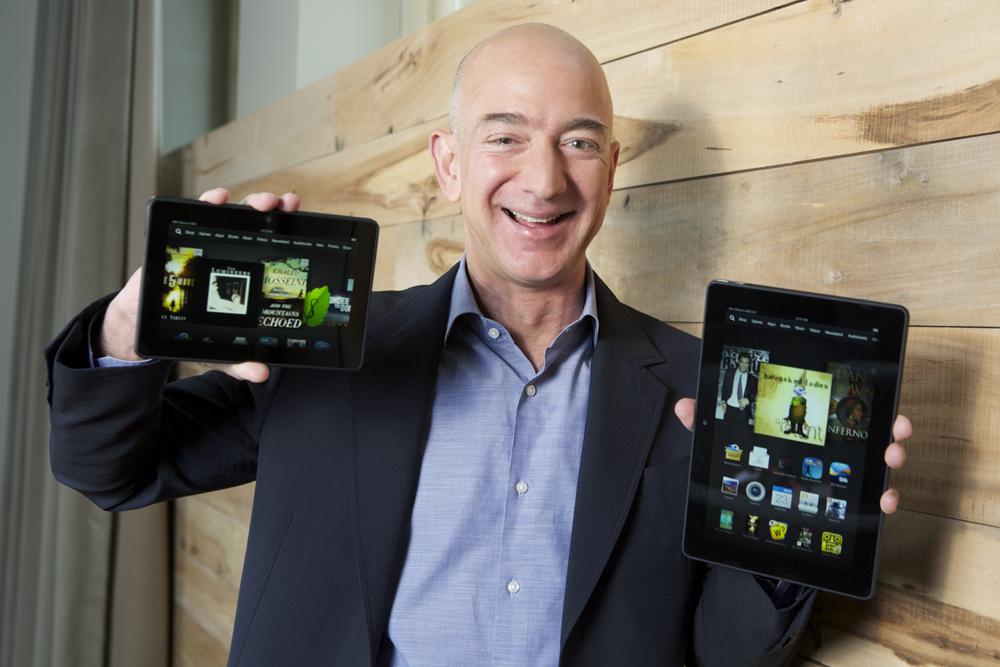 Amazon Kindle Vending Machine