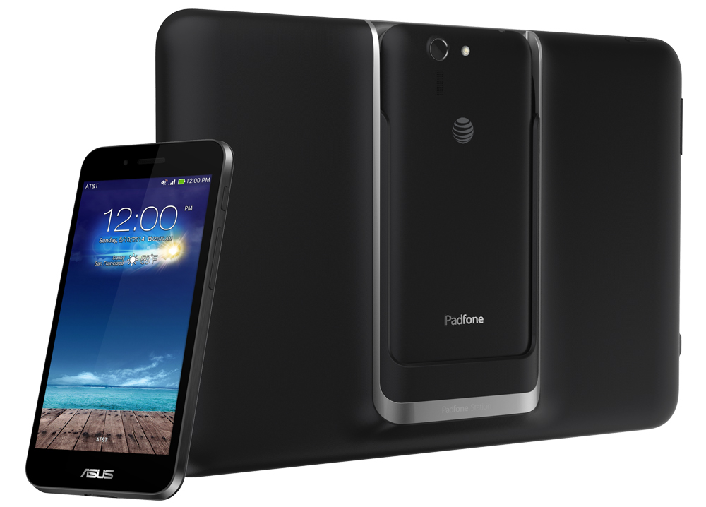 AT&T PadFone X Release Date