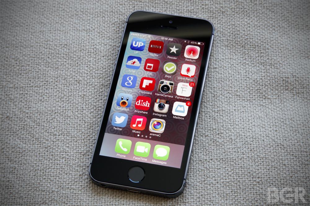 iOS 7.1 Battery Improvements