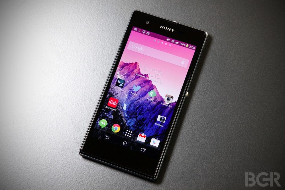 Sony Xperia Z1S Review