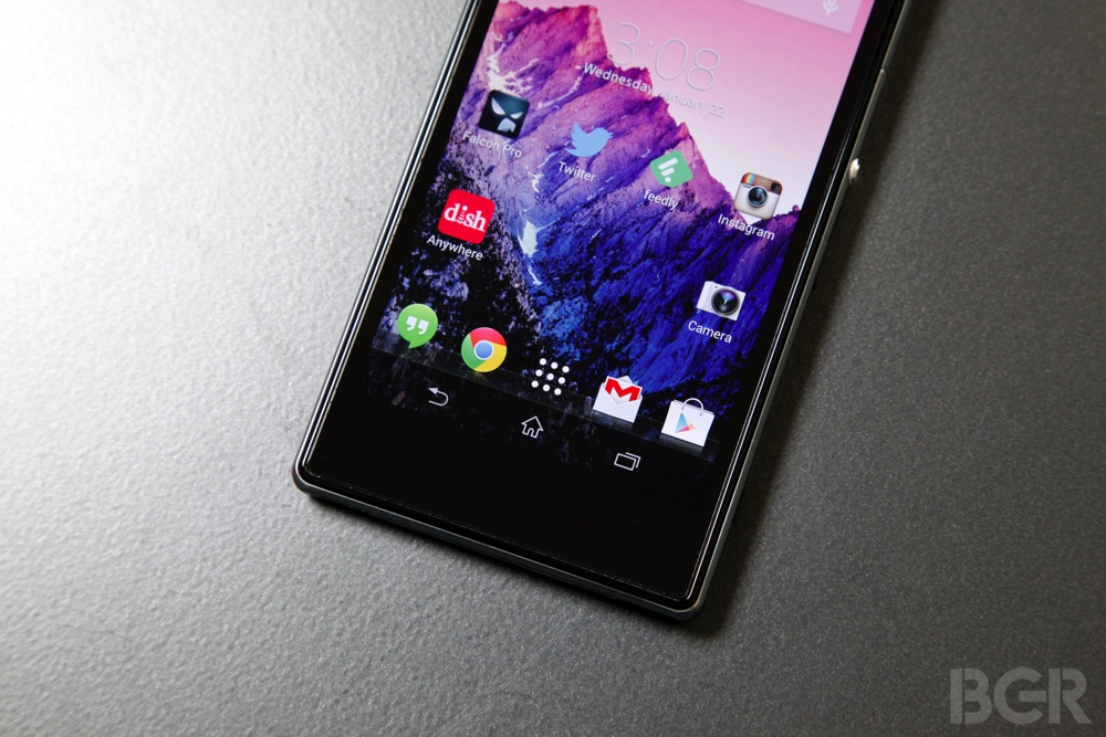 Sony Xperia Z3 IFA 2014 Announcement