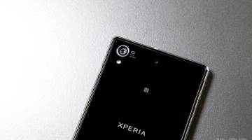 Xperia Z2 Camera Features