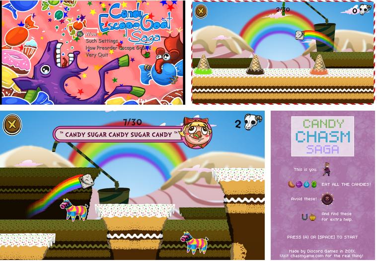 Candy Crush Saga Trademark Protest