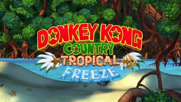 DKC Tropical Freeze