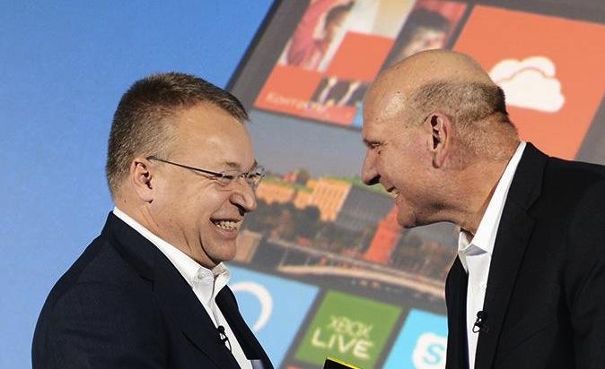 Microsoft Nokia Layoffs Elop